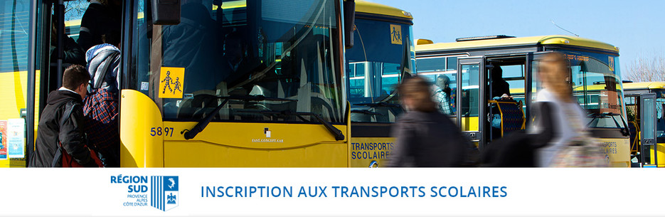 transport scolaire paca